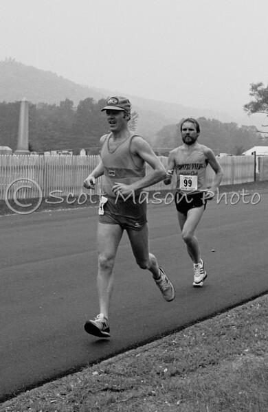 John Armour & Gerry Beagan