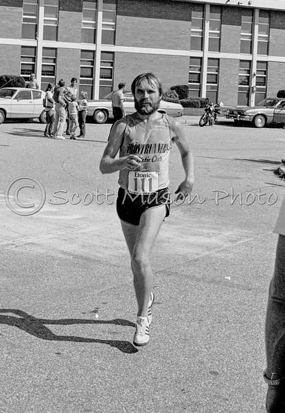East Lyme Marathon 1980