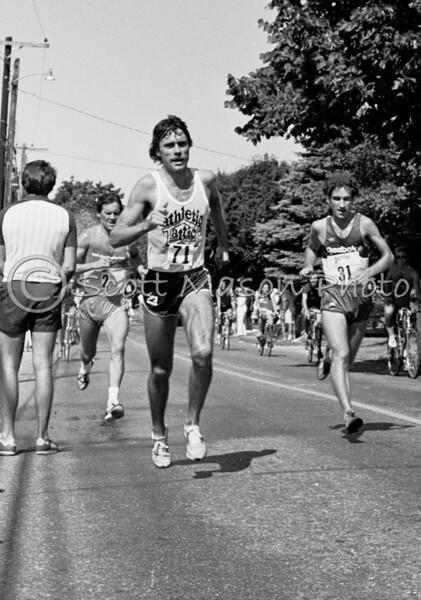 Rod Dixon, Herb Lindsey and Bob Hodge