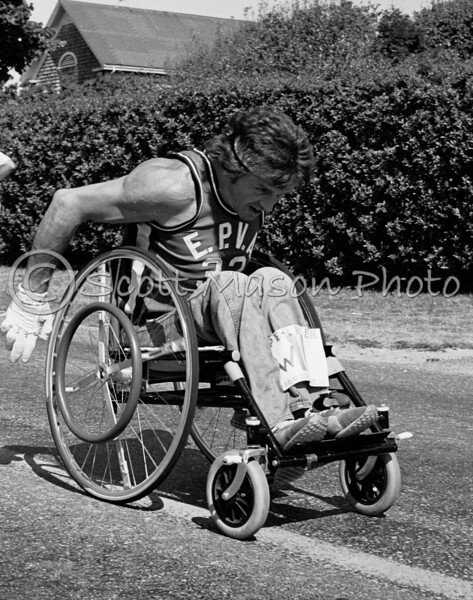 Falmouth Road Race 1980