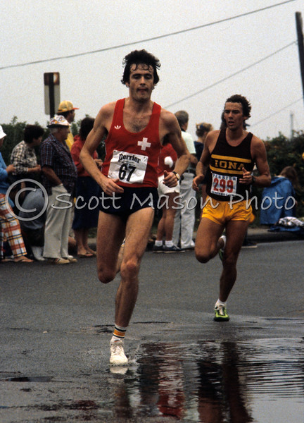 Falmouth Road Race 1981