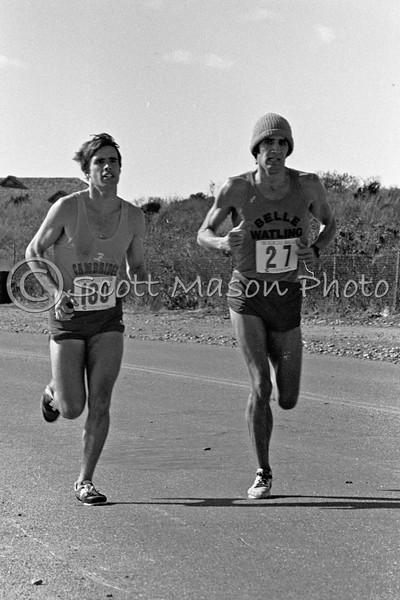Ocean State Marathon 1980
