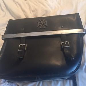 Vintage Saddlebags