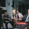 Christmas 1965 - Steve, Cecil, Gertrude, George