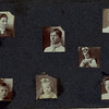 The Gardners as children, top row: Mother Sarah, Paul, Pauline, Grace, and bottom row, George, Pauline again, Marion. That's my guess. Correct if I'm wrong. Next picture is the back, which dates this as 1905.