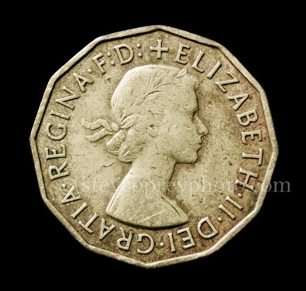 Vintage British Coin