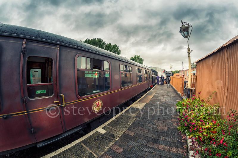 Bridgnorth Station 2