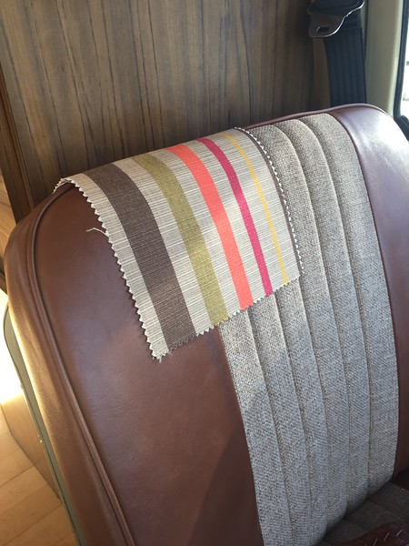 choosing fabric for curtains