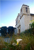 Mission San Carlos Borromeo del Rio Carmelo, Carmel California - Photo by Pat Bonish