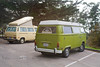 Old Meets New, but both are still cool - VW Surfari - Photo by Pat Bonish
