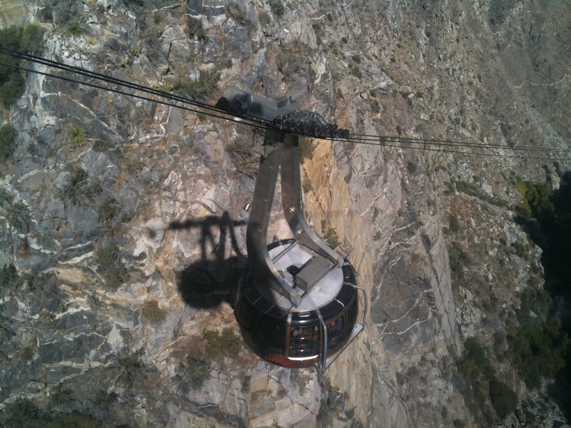 """Palm Springs Aerial Tramway <a href=""""http://www.pstramway.com/"""">http://www.pstramway.com/</a>"""
