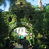The front entry of The Mission Inn, Riverside