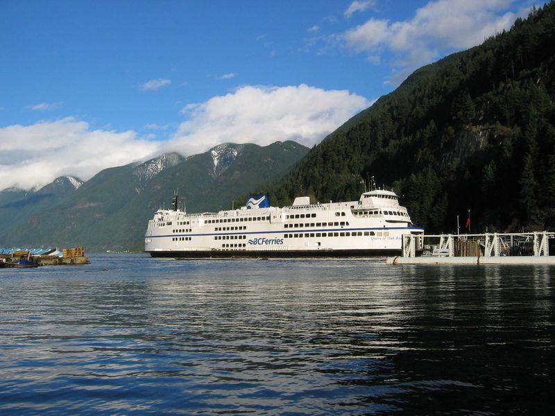 Horseshoe Bay, B.C. Ferries