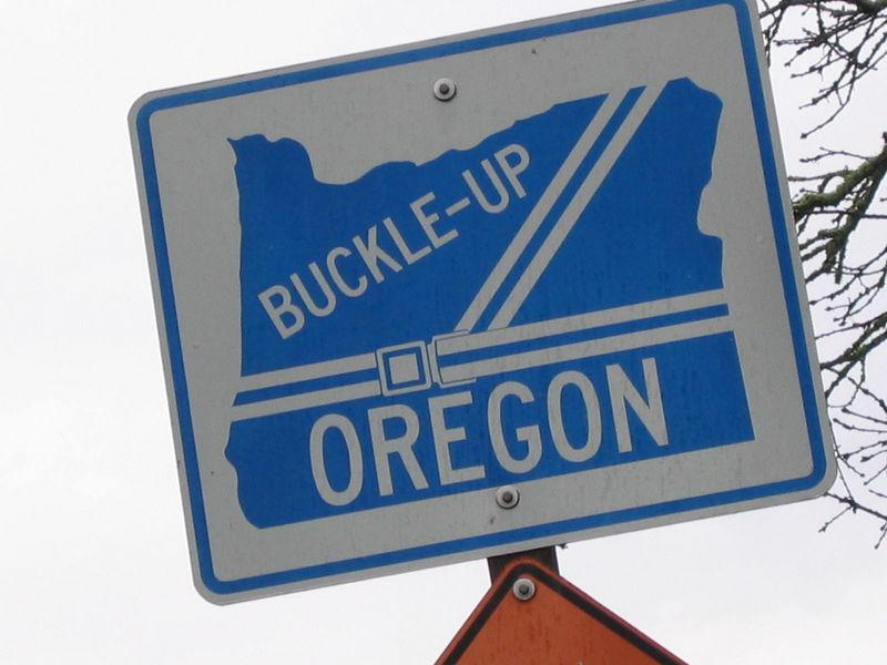Yup, Oregon