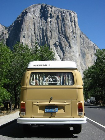 Yosemite & The High Sierra