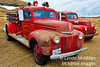 1947 Ford Fire Trucks from Annadale, Minnesota and Castlewood, South Dakota.