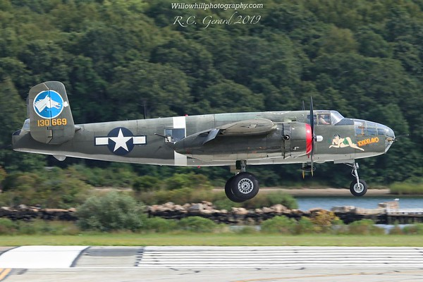 "Collings Foundation ""Wings of Freedom Tour"" 2019"