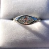 1.10ct Vintage Marquise Cut Diamond Ring 12