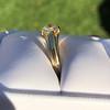 1.14ct Antique Transitional Cut Diamond Solitaire GIA 21