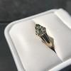 1.14ct Antique Transitional Cut Diamond Solitaire GIA 23