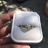 1.14ct Antique Transitional Cut Diamond Solitaire GIA 32