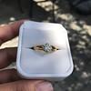 1.14ct Antique Transitional Cut Diamond Solitaire GIA 36