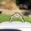 1.15ctw Vintage 3-Stone Diamond Ring 3