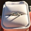 1.15ctw Vintage 3-Stone Diamond Ring 16