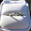 1.15ctw Vintage 3-Stone Diamond Ring