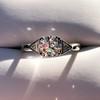 1.15ctw Vintage 3-Stone Diamond Ring 17