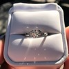 1.15ctw Vintage 3-Stone Diamond Ring 15