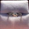 1.15ctw Vintage 3-Stone Diamond Ring 11