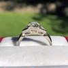 1.15ctw Vintage 3-Stone Diamond Ring 8