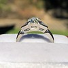 1.15ctw Vintage 3-Stone Diamond Ring 14