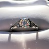 1.15ctw Vintage 3-Stone Diamond Ring 26