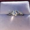 1.15ctw Vintage 3-Stone Diamond Ring 13