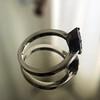 1.27ct Antique Pear Diamond Ring, GIA F VS2 30