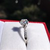 1.32ct Old European Cut Solitaire by Vatche, GIA I VS 2