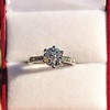 1.32ct Old European Cut Solitaire by Vatche, GIA I VS 20