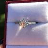 1.32ct Old European Cut Solitaire by Vatche, GIA I VS 15
