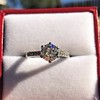 1.32ct Old European Cut Solitaire by Vatche, GIA I VS 10