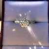 1.32ct Old European Cut Solitaire by Vatche, GIA I VS 5