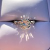1.33ct Art Deco Old European Cut Diamond Solitaire 4