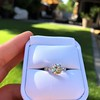 1.33ct Art Deco Old European Cut Diamond Solitaire 15