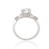 1.33ct Art Deco Old European Cut Diamond Solitaire 2