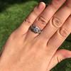 1.36ctw Art Deco Geometric Engagement Ring 38