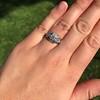 1.36ctw Art Deco Geometric Engagement Ring 36