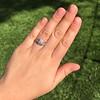 1.36ctw Art Deco Geometric Engagement Ring 23