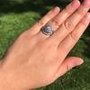 1.36ctw Art Deco Geometric Engagement Ring 28
