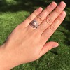 1.36ctw Art Deco Geometric Engagement Ring 25